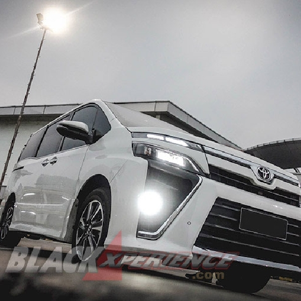 New Toyota Voxy - Baby Alphard You Can Buy -