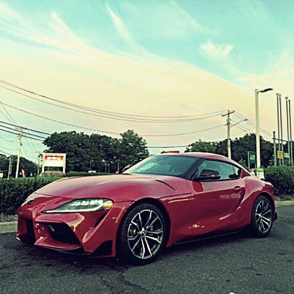 GR Supra 3.0 2021 Sport Coupe yang Ergonomis, Tenaga Naik Menjadi 382hp