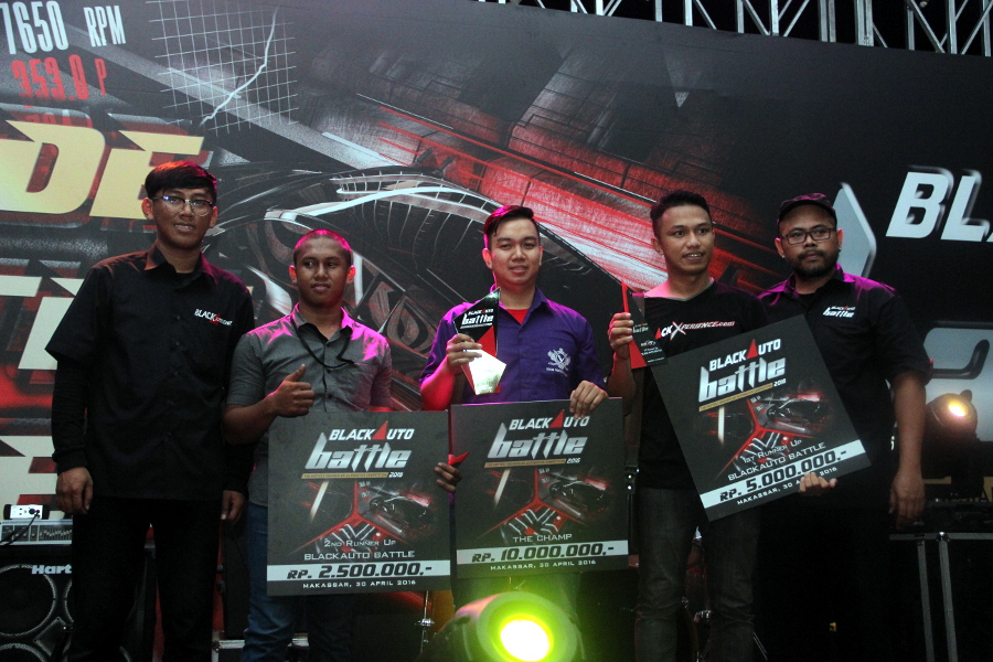 BlackAuto Battle Makassar 2016 : Highlight