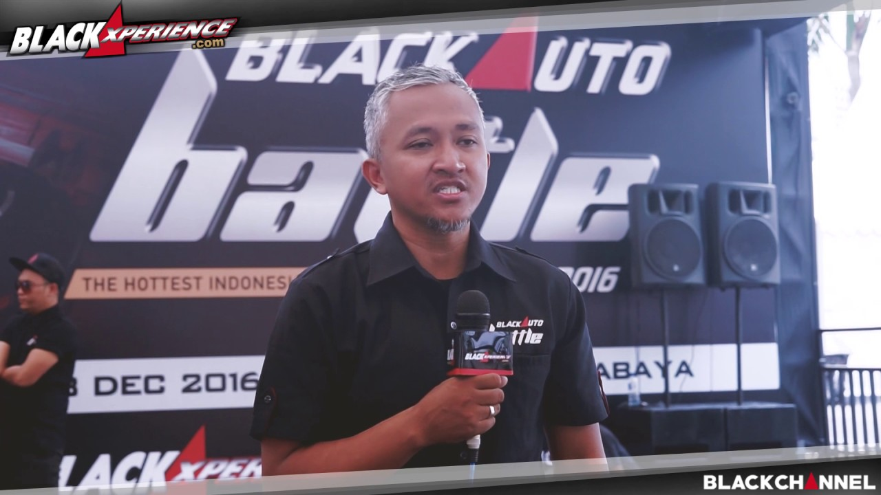 Highlight BlackAuto Battle Surabaya 2016 The Final Battle