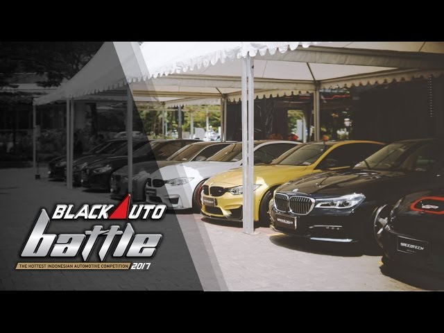 Highlight BlackAuto Battle Solo 2017