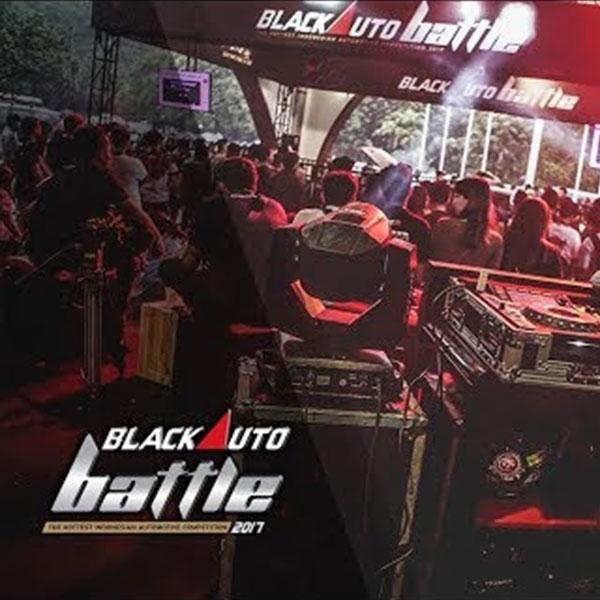 Highlight The Final BlackAuto Battle 2017