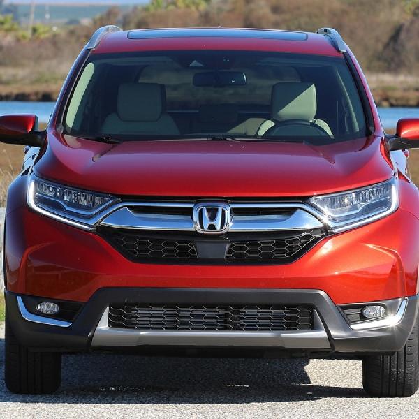 Honda CR-V Terbaru Dapat Predikat Baik dari IIHS