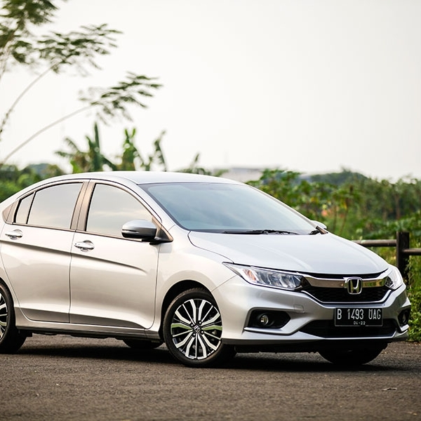 New Honda City - Higher Level