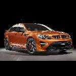 GTS-R W1 Mobil Sport Australia dengan 636 hp