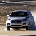 Hyundai Tucson Hidrogen Mampu Melesat Hingga Kecepatan 152,2 Km/Jam