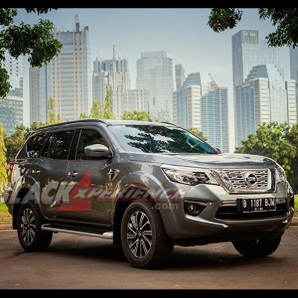 New Nissan Terra - Melebihi Penampilannya