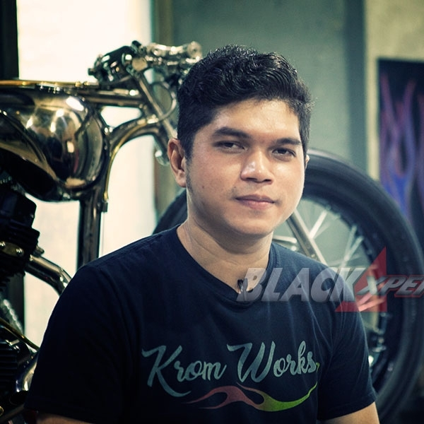 Asli HandMade - Krom Works Garap Modifikasi Hiest Broadtracker Masterpiece