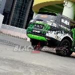 Modifikasi Mitsubishi Pajero Sport Ken Block Groupie