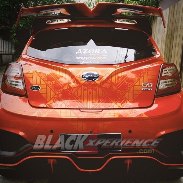 Modifikasi Datsun GO: Indonesia Punya Cerita