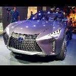 UX Concept, Mobil Misterius dari Lexus