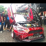 Honda Civic FD Sabet Gelar The Champ BlackAuto Battle 2018 Purwokerto