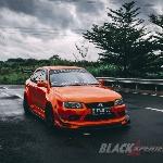 Modifikasi Hyundai Bimantara Cakra: Street Racing Style
