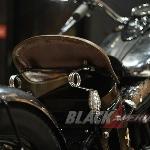 Modifikasi Harley-Davidson Cross Bones Bobber Capai Finish