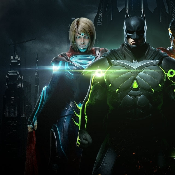 Injustice 2 - Batman dan Superman Bersatu Tumpas Braniac