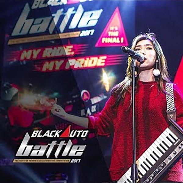 Isyana Sarasvati & The Icon Band Performance The Final Battle BlackAuto Battle 2017
