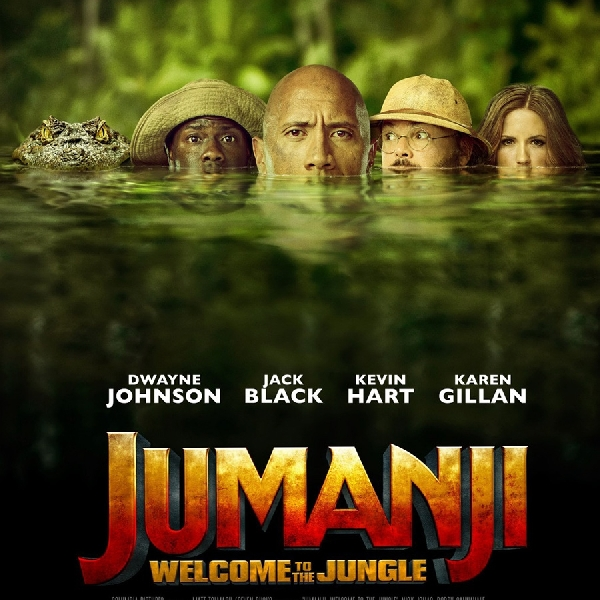 Jumanji video game