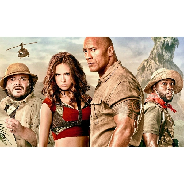 Jumanji 3 The Next Level