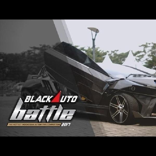 Kalajengking asal Yogya Sabet Gelar The Champ BlackAuto Battle Solo 2017