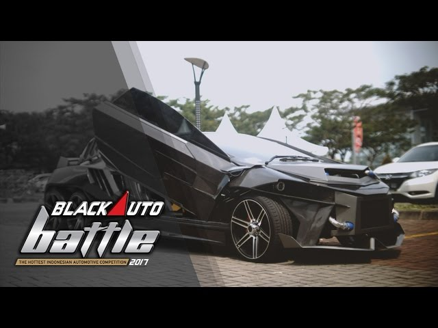 Kalajengking asal Yogya Sabet Gelar The Champ BlackAuto Battle Solo 2017