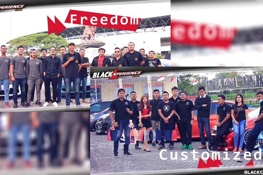 BlackAuto Battle Solo 2016 : Komunitas Customized dan Freedom
