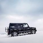 Mercedes G-Class Full Electric Power 483 hp dan Mampu Tempuh 306 km