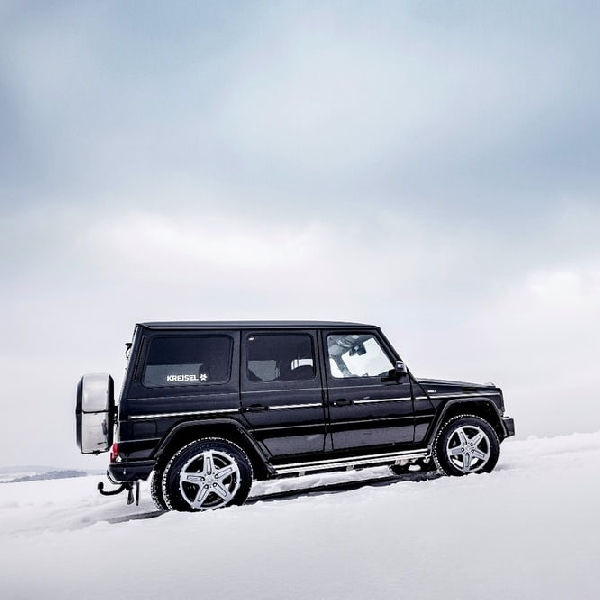 Mercedes G-Class Full Electric Power 483 hp dan Mampu Tempuh 306 km