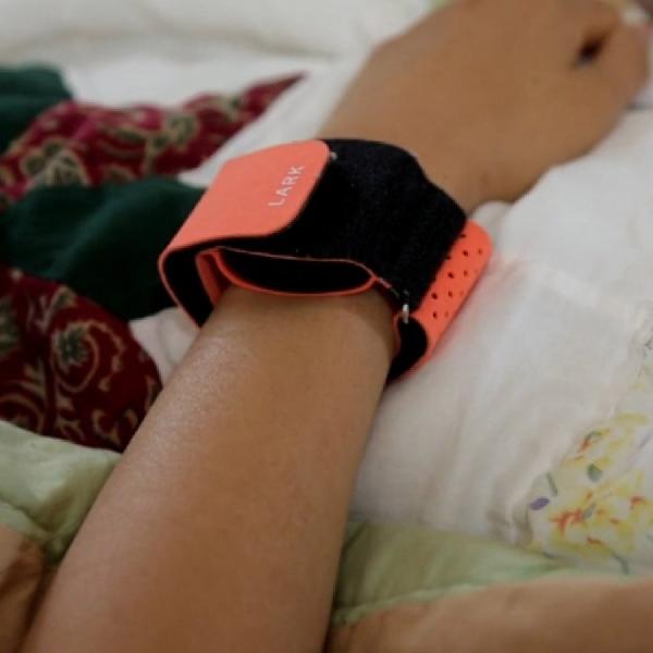 Lark, Gelang Pintar Pengatur Pola Tidur