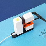 Line-us, Robot Penggambar Digital, Serupa Tangan Manusia