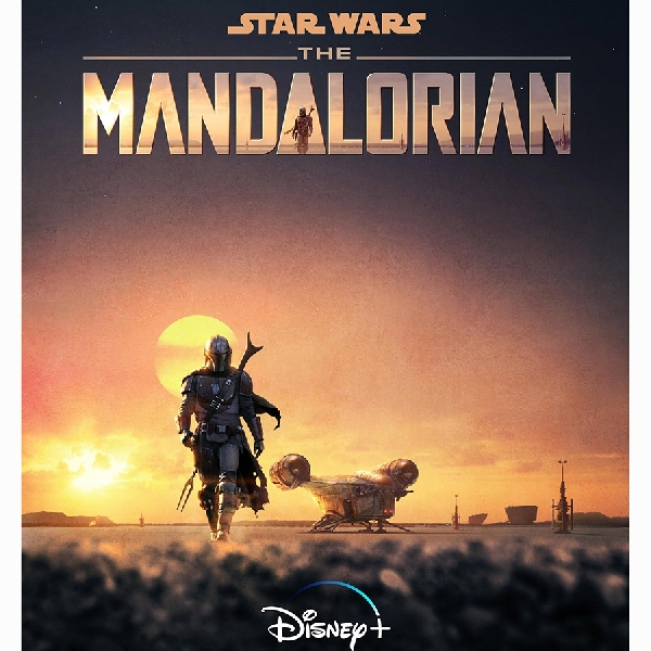 The Mandalorian trailer 1