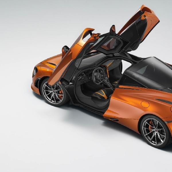 New McLaren 720S 2018 Dibekali Fitur Instrumental Panel yang Mengagumkan