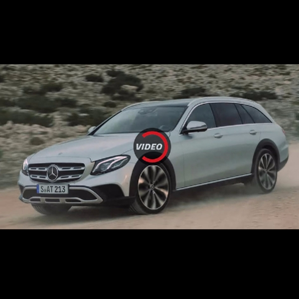 Mercedes-Benz E-Class All-Terrain - E-Class Serbaguna