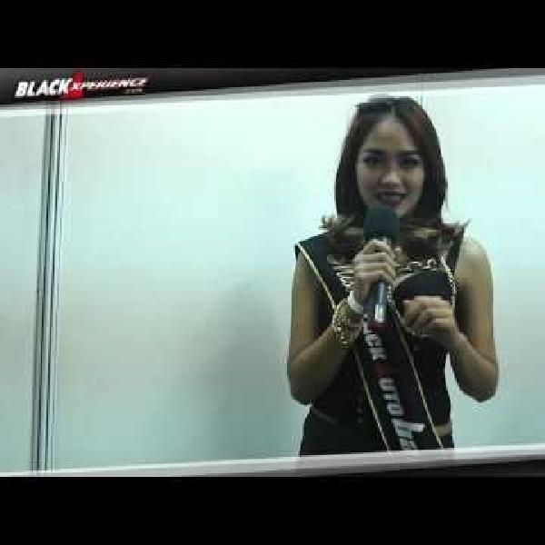 Miss BlackAuto Battle @ Final BlackAuto Battle 2015