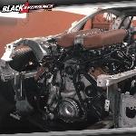 Modifikasi Ekstrem Toyota 86 di Colok Mesin Ferrari V8