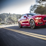 Pulsing Start Button pada Ford Mustang