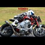 Nembo 32 Dengan Mesin 2000cc Upside Down Bertenaga 200 HP