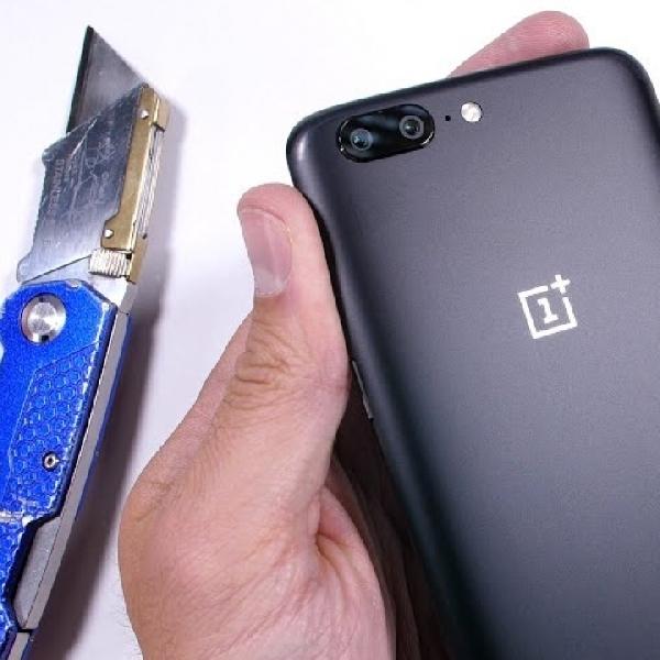 OnePlus 5 Kena Siksa JerryRigEverything, Ini Kondisinya