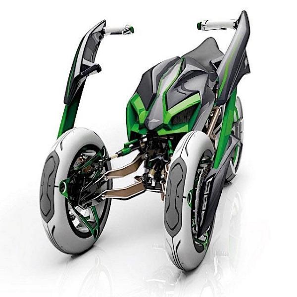 Kawasaki J Concept