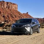 Toyota Sienna 2021 Hybrid AWD