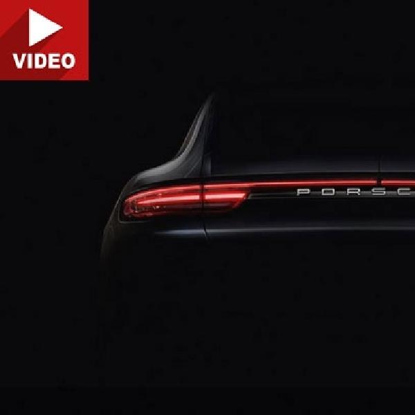Porsche Mulai Goda Generasi Baru Panamera Melalui Video