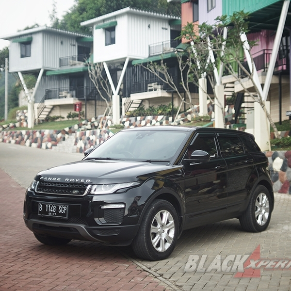 Range Rover Evoque - My Faithful Companion