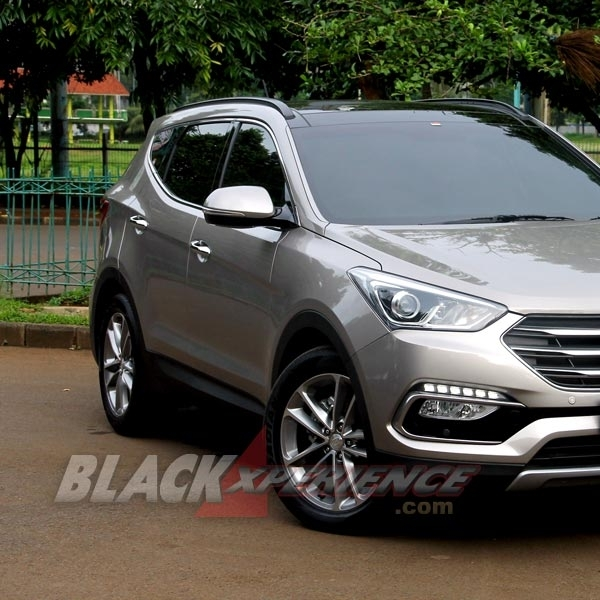 Test Drive: Hyundai Santa Fe 2016 Edition, Fun to Drive