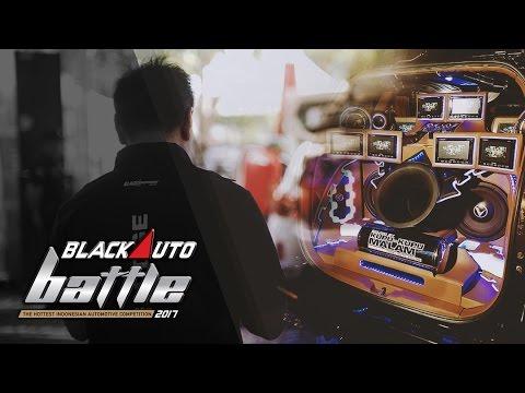 Garap Totalitas, Wisnu Dan Tim Rajai SQL-SPL BlackAuto Battle 2017 Solo
