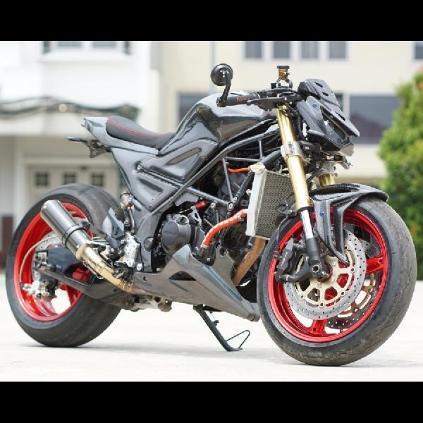 Honda CB150R, Street Fighter Santuyy