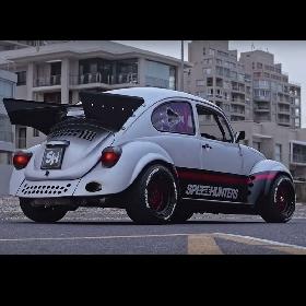 Modifikasi VW Beetle 1965 Beraliran Street Racing Turbocharged