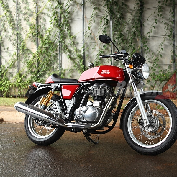 Royal Enfield Continental GT, Cafe Racer Modern