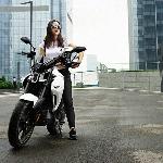 White Ghost, Motor Electric 13,4 hp dari China