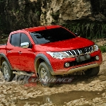 Test Drive: Mitsubishi All New Triton, D-Cab Eksklusif