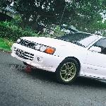 Modifikasi Toyota Starlet, Born to be Wild