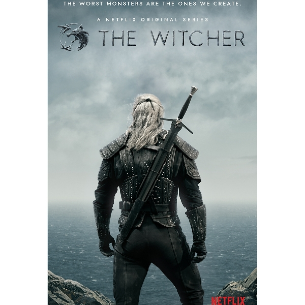 The witcher first trailer